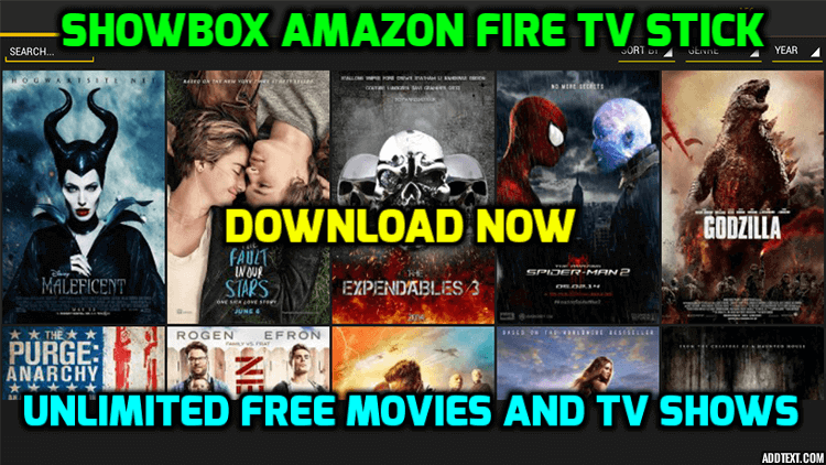How To Install Showbox Onto Amazon Fire TV Stick – Unlimited FREE Movies & TV Shows