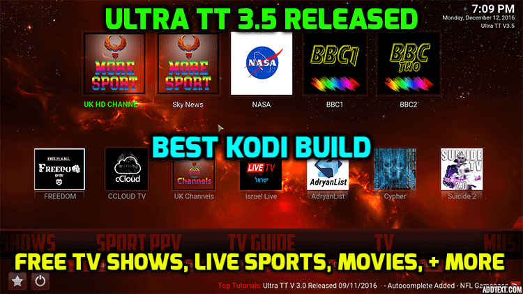 Best Kodi Build For Firestick Live Tv Sports And Movies
