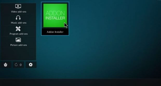 Kodi 17 Krypton Addon Installer