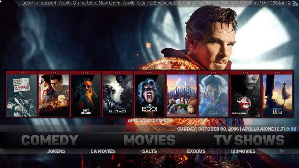 apollo aione kodi 17 krypton