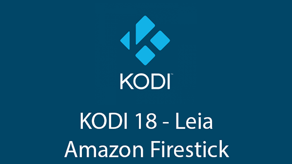 how to install kodi 18 leia on amazon firestick without computer pc
