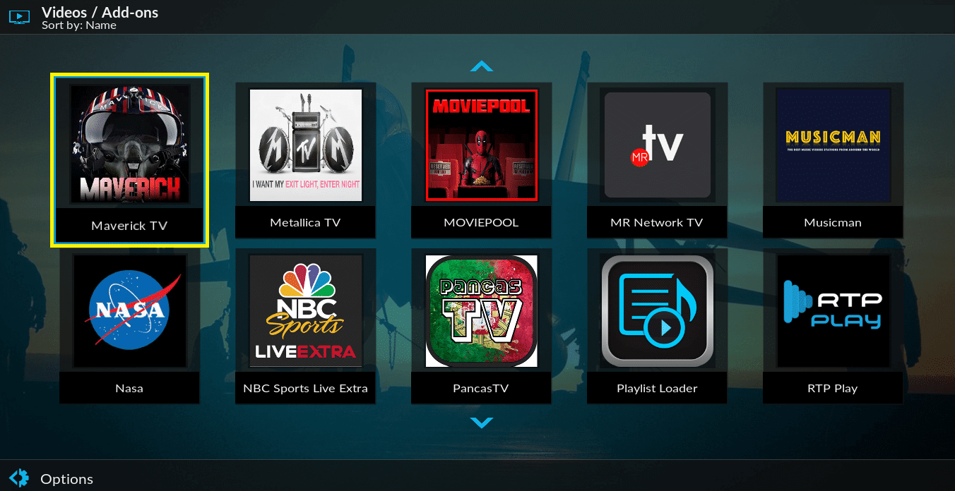 How to Install Maverick Tv Addon Plugin on Kodi 17.6 Krypton