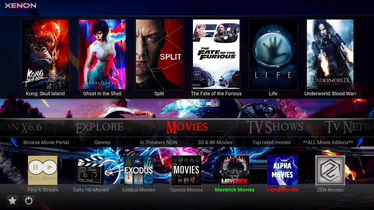 How to Install Xenon Build on Kodi 17.6 Krypton Best Build