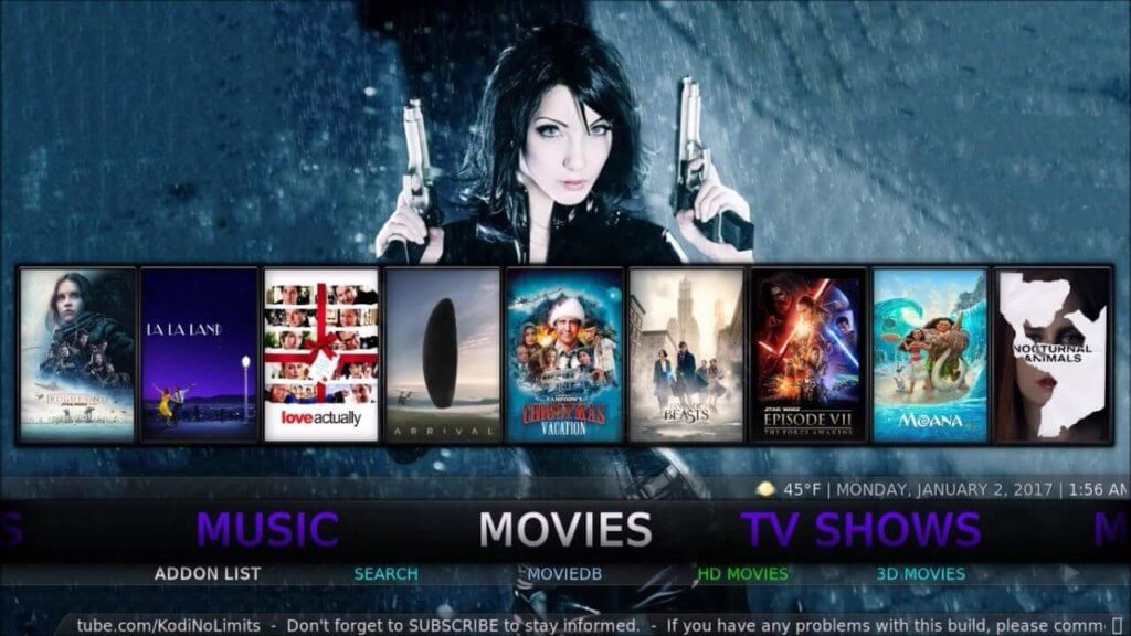 no limits magic build kodi 17.6 krypton