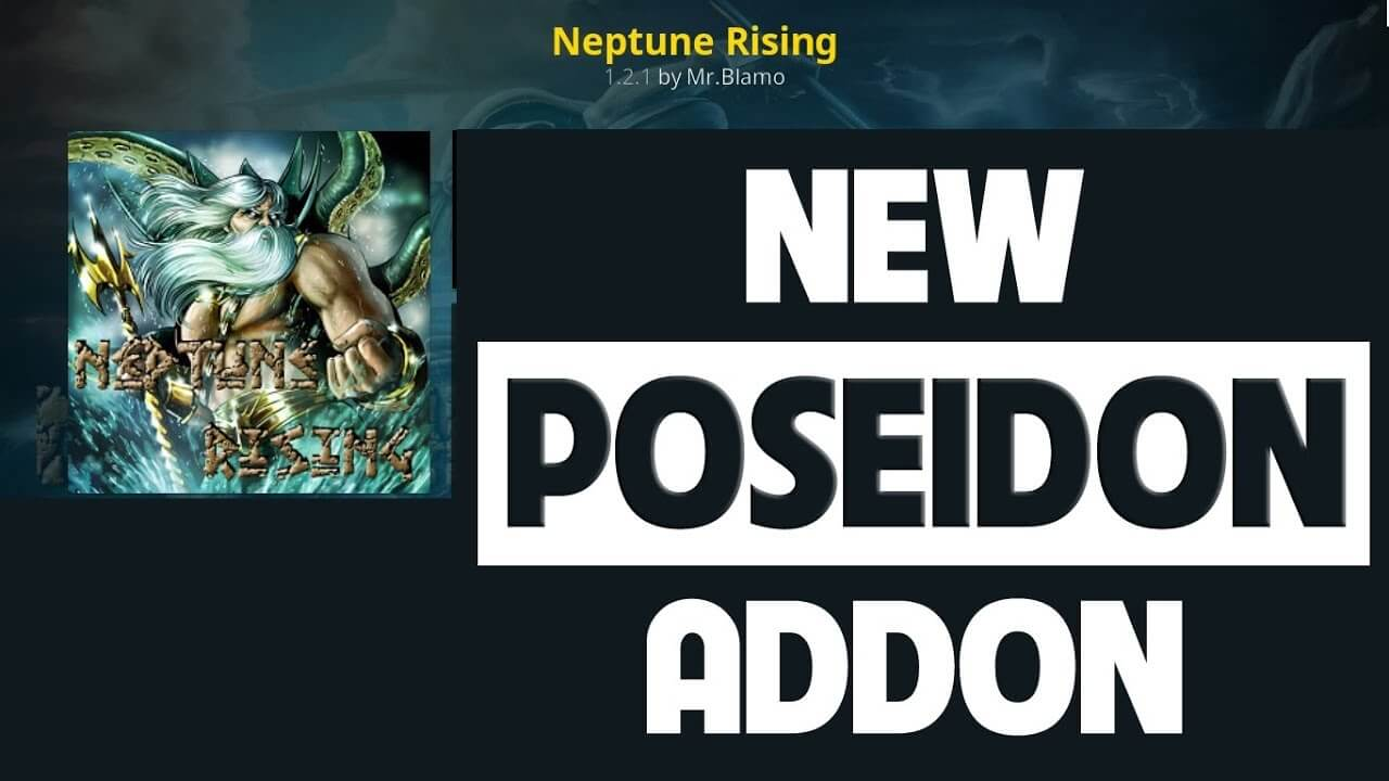 How to Install Neptune Rising Addon on Kodi 17.6 Krypton