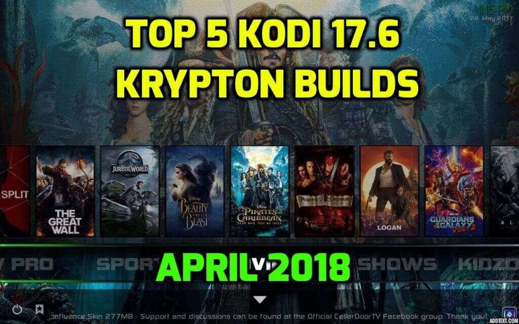 Kodi   Krypton Builds
