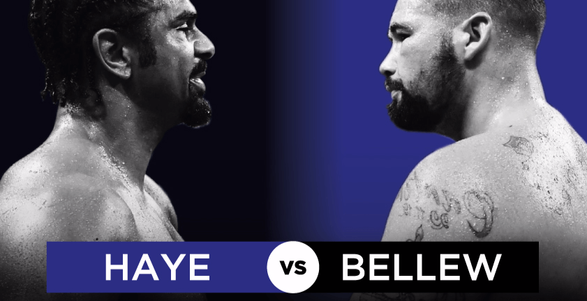 How to Watch David Haye vs Tony Bellew Fight Free on Kodi