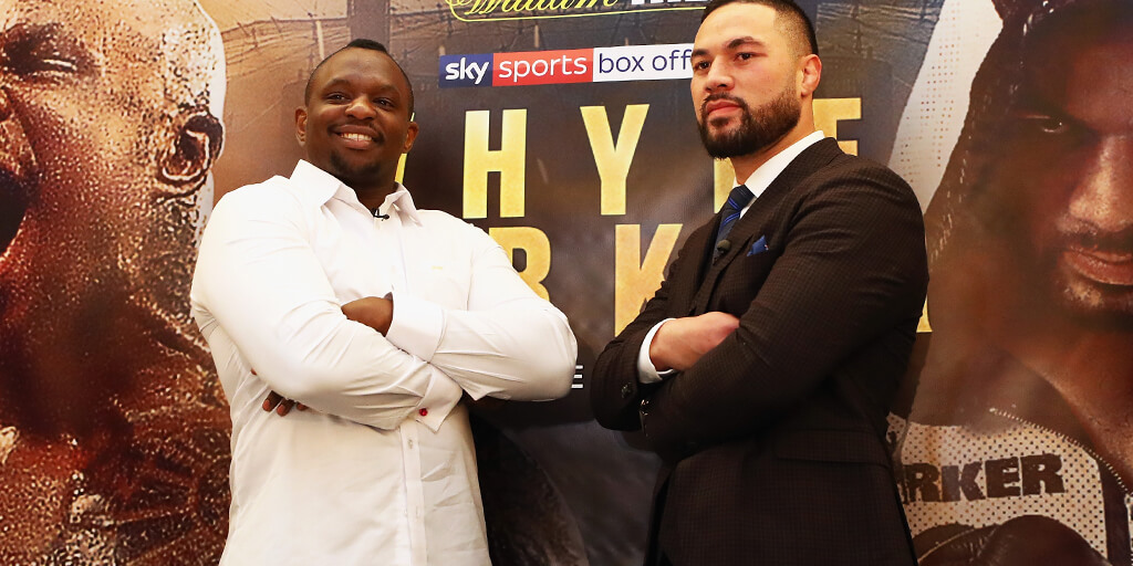 how to watch the dillian whyte vs joseph parker fight free on kodi