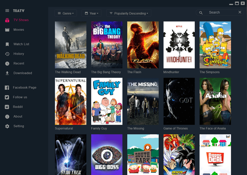 how to install teatv app on amazon firestick, android, windows and mac