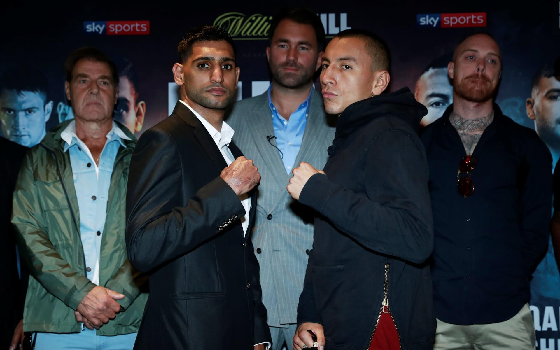 how to watch Amir Khan vs Samuel Vargas on kodi free