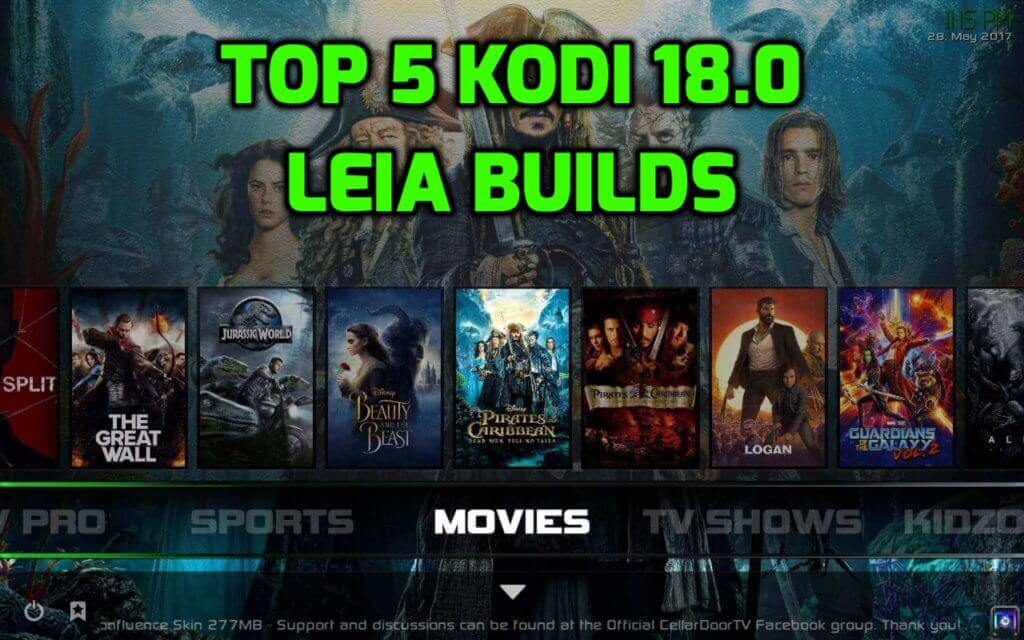 Image Result For Best Kodi Build March