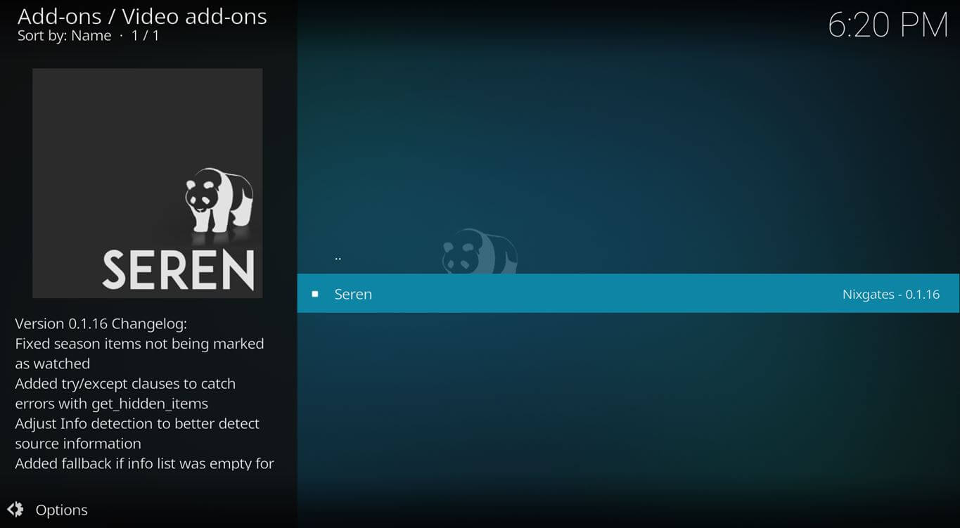 how-to-install-seren-addon-on-kodi-18.0-leia-17.6-krypton