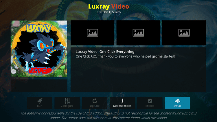 how-to-install-luxray-video-addon-on-kodi-18.3-leia