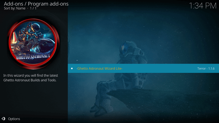 how-to-install-Ghetto-Astronaut-build-on-kodi-19.0-matrix